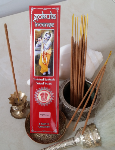 Nag Champa Incense Sticks - 20 grams